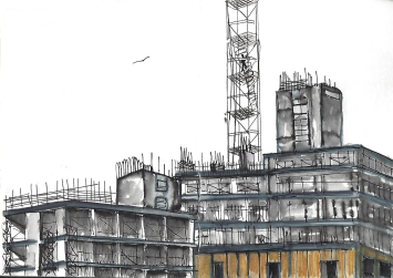 Building Site, Coventry